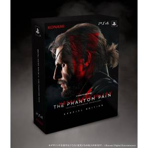 Metal Gear Solid V - The Phantom Pain - Special Edition [PS4 - Used Good Condition]
