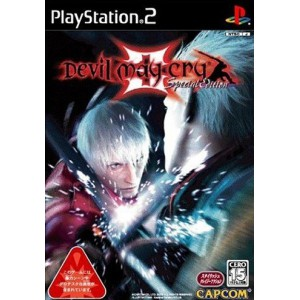 Devil May Cry 3 Special Edition [PS2 - Used Good Condition]