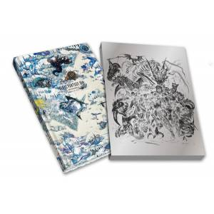 FINAL FANTASY XI - OFFICIAL MEMORIAL BOOK Square Enix E-store Limited [Artbook]