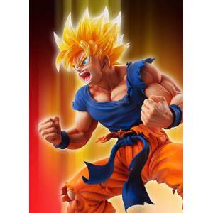 Chozo Art Collection - Dragon Ball Super Saiyajin Son Goku Ver.2 [Medicos]