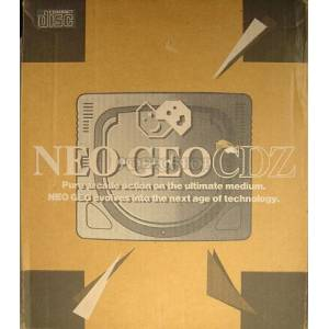Neo Geo CDZ Game System - Complete in box [Used Good Condition]