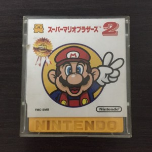 Super Mario Bros 2 [FDS - Used / Loose]