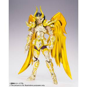 Saint Seiya Myth Cloth EX - CAPRICORN SHURA (God Cloth / Soul of Gold) [Brand New]