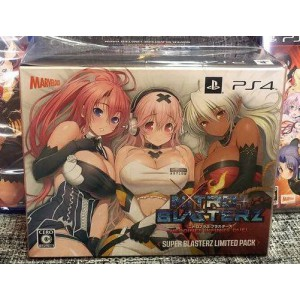 Nitroplus Blasterz Heroines Infinite Duel - Limited Edition [PS4]