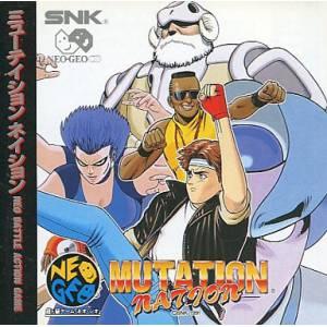 Mutation Nation [NG CD - Occasion BE]