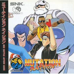 Mutation Nation [NG CD - Used Good Condition]