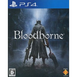 Bloodborne [PS4 - Used Good Condition]