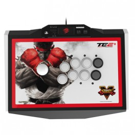 Mad Catz Street Fighter V Official Arcade Fight Stick Tournament Edition 2+ [PS3/PS4]