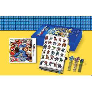 Megaman / Rockman Classics Collection E-Capcom Limited Edition [3DS]
