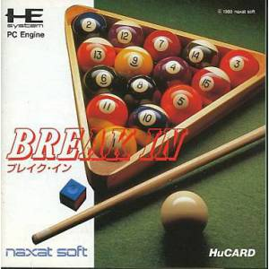 Break In [PCE - used good condition]