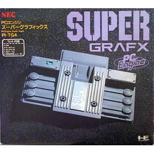 Super GrafX - complète [occasion BE]