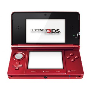Nintendo 3DS - Flare Red [brand new]
