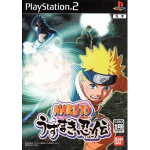 Naruto Uzumaki Ninden / Naruto Uzumaki Chronicles [PS2 - Used Good Condition]