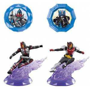 Kamen Rider - Ride Figures SR-08 [PS3 / Wii U]