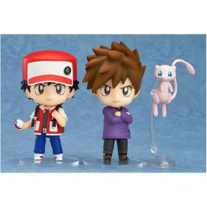 Pokemon - Red and Green Special Set - Pokemon Center Limited Edition [Nendoroid 612]