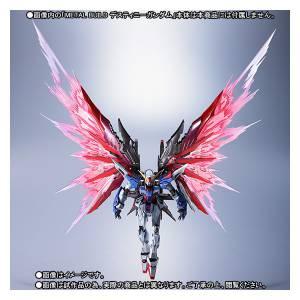 Destiny Gundam Wings of Light Option Set - Limited Edition [Metal Build]