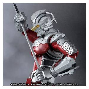 ULTRAMAN Suit Ver 7.2 - Limited Edition [ULTRA-ACT x S.H.Figuarts]