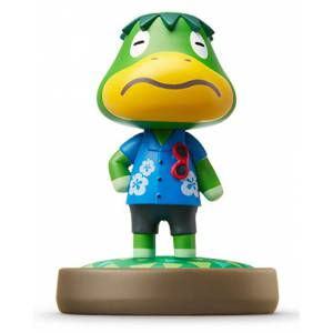 Amiibo Kappei / Kapp'n - Animal Crossing series Ver. [Wii U]