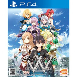 Sword Art Online - Game Director's Edition [PS4 - Used Good Condition]