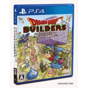Dragon Quest Builders [PS4-Used]