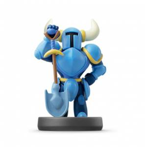 Amiibo Shovel Knight - Shovel Knight series Ver. [Wii U]