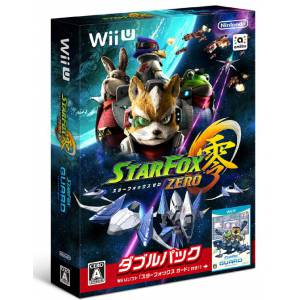 Star Fox Zero & Star Fox guard Double Pack [Wii U]