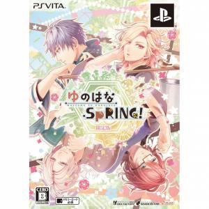 Yunohana Spring! (Limited Edition) [PSVita - Used Good Condition]