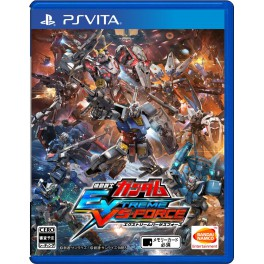 Mobile Suit Gundam Extreme VS Force [PSVita - Used Good Condition]