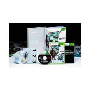 Metal Gear Solid HD Edition - Premium Package [X360]