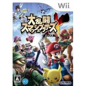 Dairantou Smash Brothers X / Super Smash Bros Brawl [Wii - Used Good Condition]