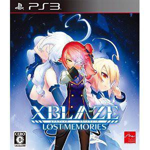 Xblaze - Lost : Memories [PS3 - Used Good Condition]