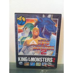 King Of The Monsters 2 [NG AES - Used Good Condition]