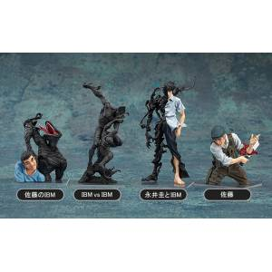 Ajin Demi-Human - IBM Sato Kei Nagai 4 Pack BOX [Good Smile Company]