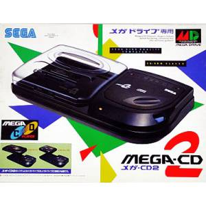 Mega CD 2 complet en boite [occasion BE]