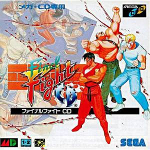 Final Fight CD [MCD - occasion BE]
