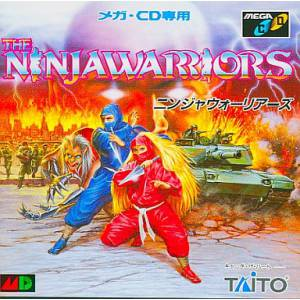 The Ninja Warriors [MCD - Used Good Condition]