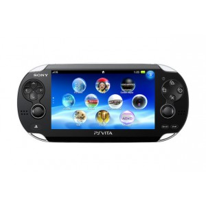 PSVita - Crystal Black PlayStation Vita - Wi-fi Model (PCH-1000) [brand new]
