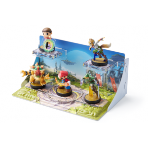Amiibo Diorama Kit - Super Smash Bros. series Ver. [Wii U]
