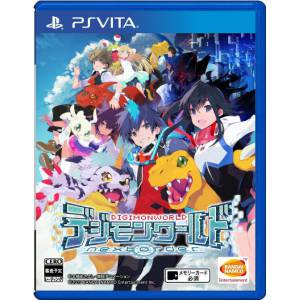 Digimon World Next Order [PSVita - Used Good Condition]