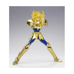 Saint Seiya Myth Cloth - Cygnus Hyoga (First Bronze Cloth) ~Limited Gold Cygnus~ [Limited Edition] [Used]