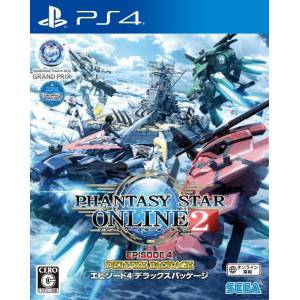 Phantasy Star Online 2 Episode 4 - Deluxe Package [PS4]