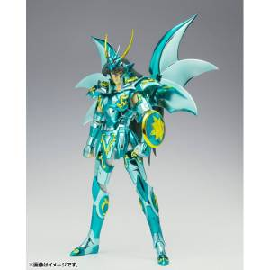 Saint Seiya Myth Cloth - Dragon Shiryu (God Cloth) ~10th Anniversary Edition~ [Used]