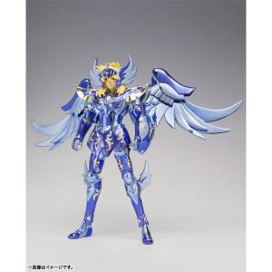 Saint Seiya Myth Cloth - Cygnus Hyoga (God Cloth) ~10th Anniversary Edition~ [Used]