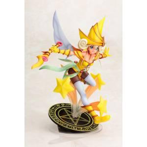 Movie Yu-Gi-Oh! The Dark Side of Dimensions - Lemon Magician Girl [Kotobukiya]