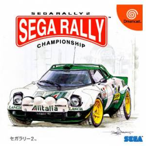 Sega Rally 2 [DC - Used Good Condition]