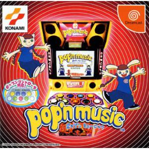 Pop'n Music [DC - Used Good Condition]