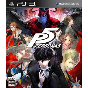 Persona 5 - Standard Edition [PS3]