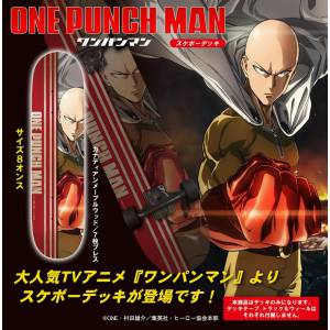 One Punch Man - Skate Board [Goods]