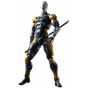 Metal Gear Solid - Cyborg Ninja [Play Arts Kai]