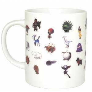 Final Fantasy XIV - Eoruzea minion mug [Goods]